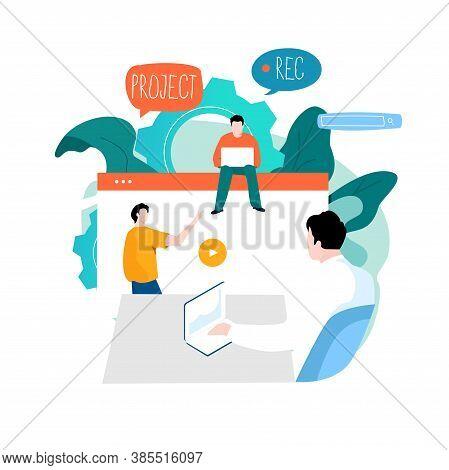 Business Courses, Business Meeting Presentation, Professional Training, Online Video Tutorial, Webin