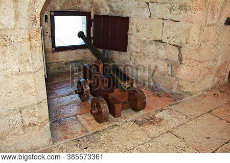 Belem, Lisbon / Portugal - 10 May 2015: Santa Maria De Belem - The Tower Of Belem, Portugal