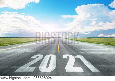 The Road To 2021, The Prospects For Opening Horizons, New Potential. Bright Future And Development C