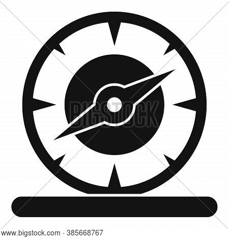 Study Exploration Icon. Simple Illustration Of Study Exploration Vector Icon For Web Design Isolated
