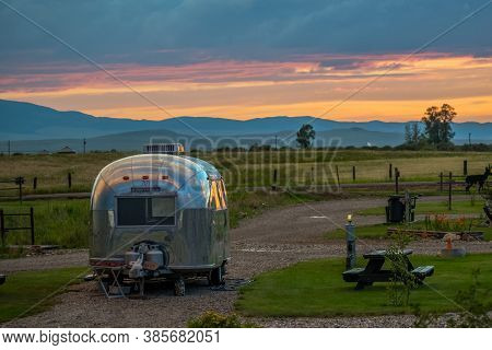 An Awe Inspiring Landscape From White Sulphur Springs, Montana