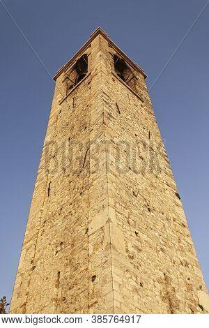 San Severo Church In Bardolino In Italy 2