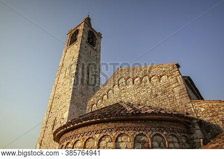 San Severo Church In Bardolino In Italy 3