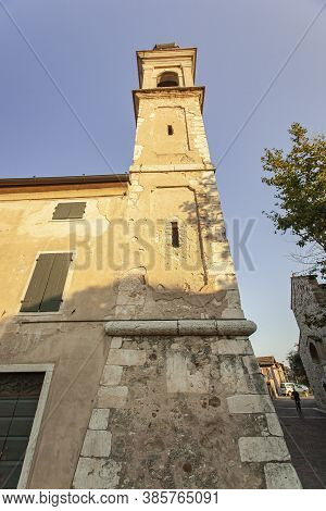 San Severo Church In Bardolino In Italy 19