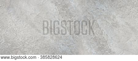 Banner Background With Copy Space, Grunge Outdoor Polished Concrete Texture, Cement And Concrete Tex