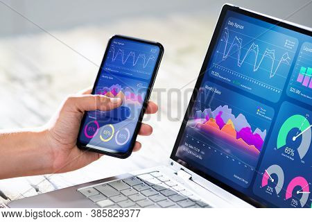 Analytics Results On Mobile Phone. Quantitative Data Analyst