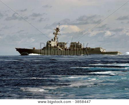 Us Naval Warship