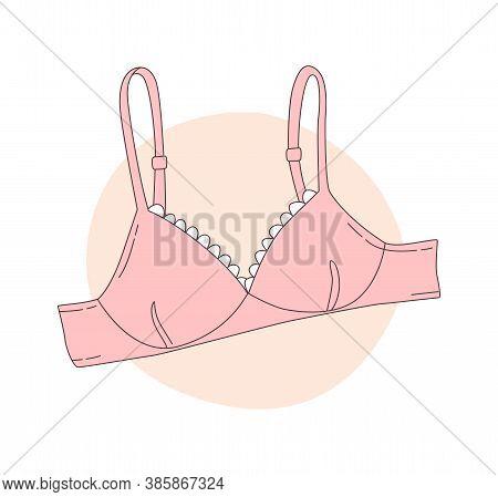 Women Underwear, Wearing A Bra, Lingerie, Brassiere