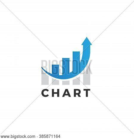 Analytics Logo - Data Business Technology Finance Information Graph Chart Statistics Report Marketin