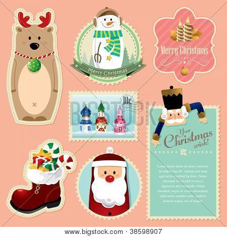 Christmas decorations element 2