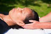 Polarity massage poster