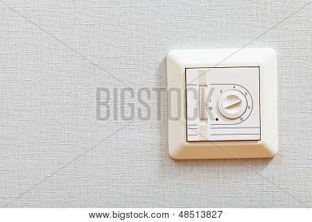 Temperature Controller Of Electric Heating Floor