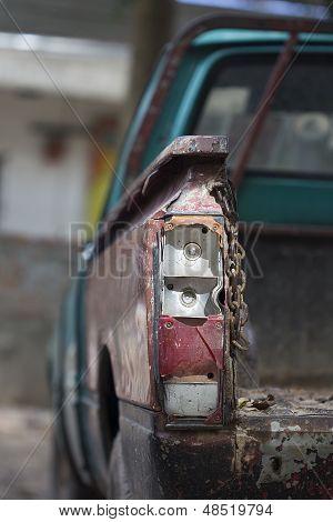 Cae rear light