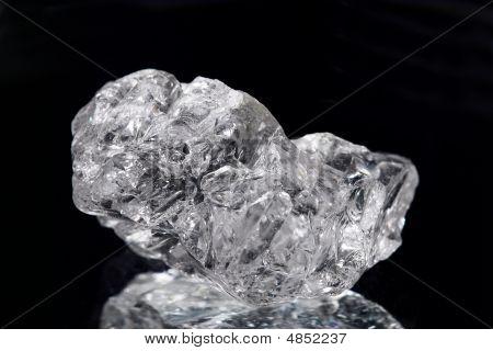 Salt Crystal  Nacl