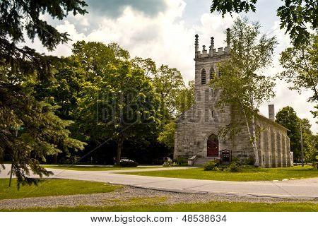 Church In Dorset, Vermont
