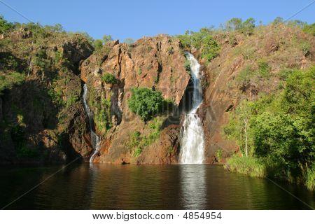 Wangi Falls. Litchfield National Park. Northern Territory Australia.