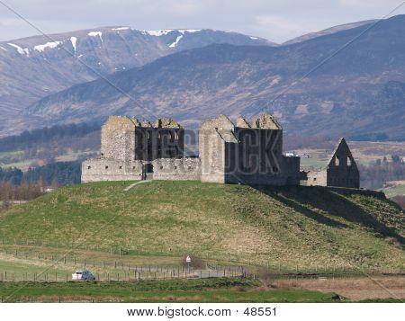 Ruthven Castle