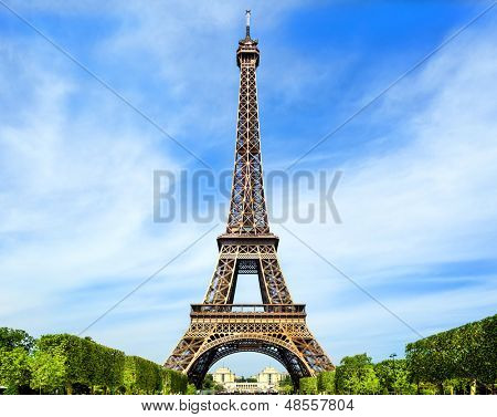Fantastic-Eiffelturm in Paris