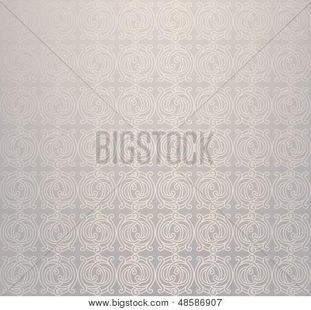 Seamless Silk wallpaper