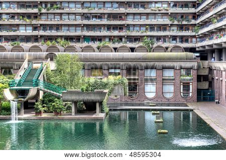 Barbican Water Feature