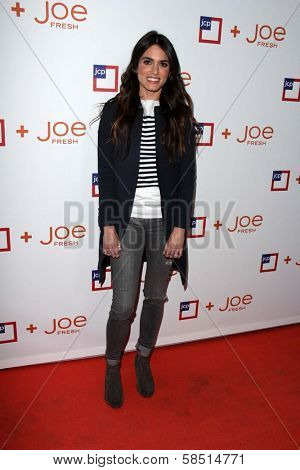 Nikki Reed at the introduction of Joe Fresh at JCP, Joe Fresh at JCP Pop Up Store, Los Angeles, CA 03-07-13
