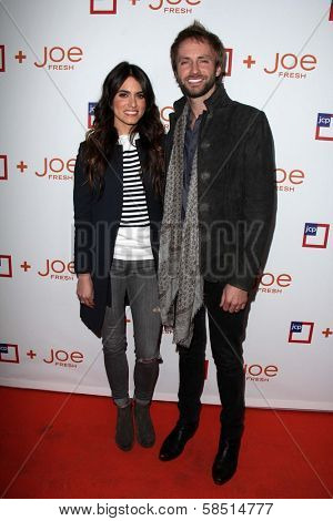 Nikki Reed, Paul McDonald at the introduction of Joe Fresh at JCP, Joe Fresh at JCP Pop Up Store, Los Angeles, CA 03-07-13