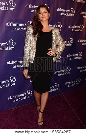 Alexandra Chando at the 21st Annual
