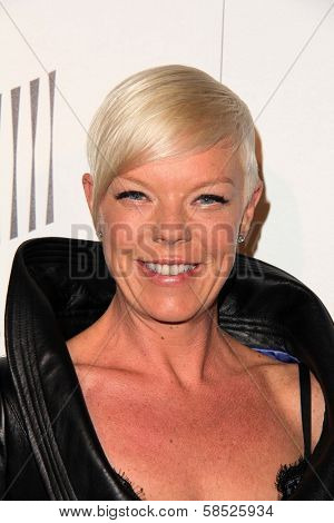 Tabitha Coffey at the L.A. Gay And Lesbian Center Hosts 'An Evening' honoring Amy Pascal and Ralph Ricci, Beverly Wilshire, Beverly Hills, CA 03-21-13
