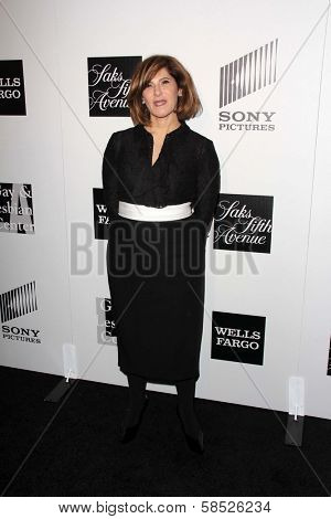 Amy Pascal at the L.A. Gay And Lesbian Center Hosts 'An Evening' honoring Amy Pascal and Ralph Ricci, Beverly Wilshire, Beverly Hills, CA 03-21-13