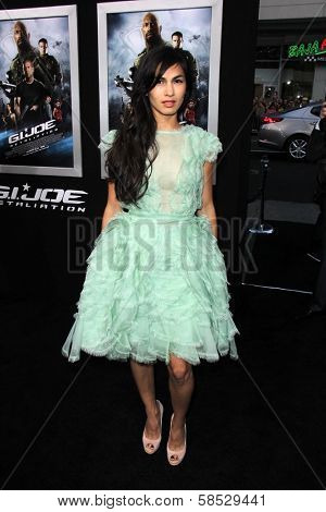 Elodie Yung at the