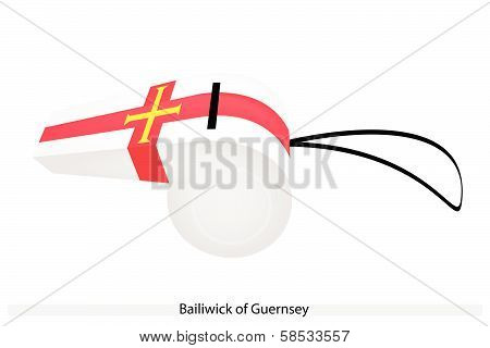 A Whistle Of The Bailiwick Of Guernsey