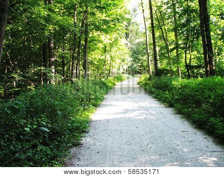 Kal-Haven Trail in Michigan