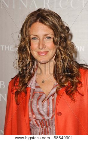 BEVERLY HILLS - APRIL 26: Joely Fisher at the Nina Ricci Fashion Show and Gala Dinner to Benefit The Rape Foundation at Barneys New York on April 26, 2006 in Beverly Hills, CA.