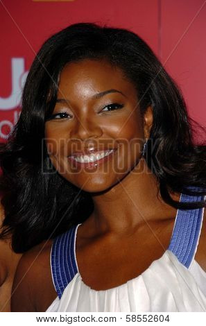 HOLLYWOOD - APRIL 26: Gabrielle Union at the US Weekly Hot Hollywood Awards at Republic Restaurant and Lounge on April 26, 2006 in West Hollywood, CA.