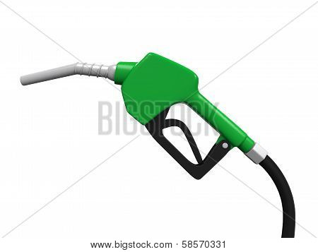 Gas Pump Nozzle