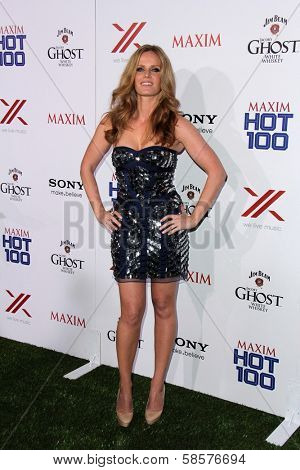 Rebecca Mader at the 2013 Maxim Hot 100 Party, Vanguard, Hollywood, CA 05-15-13