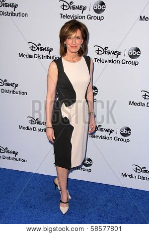Ann Sweeny at the Disney Media Networks International Upfronts, Walt Disney Studios, Burbank, CA 05-19-13