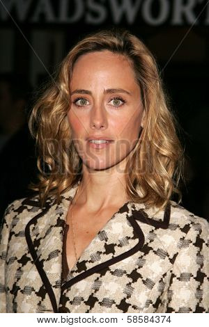 LOS ANGELES - APRIL 27: Kim Raver at the Opening night of