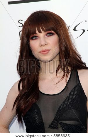 Carly Rae Jepsen at the 2013 Billboard Music Awards Arrivals, MGM Grand, Las Vegas, NV 05-19-13