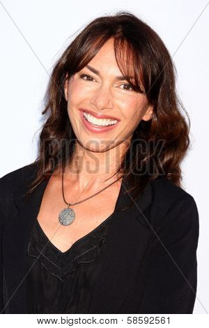 Susanna Hoffs at the WGA's 101 Best Written Series Announcement, Writers Guild of America Theater, Beverly Hills, CA 06-02-13
