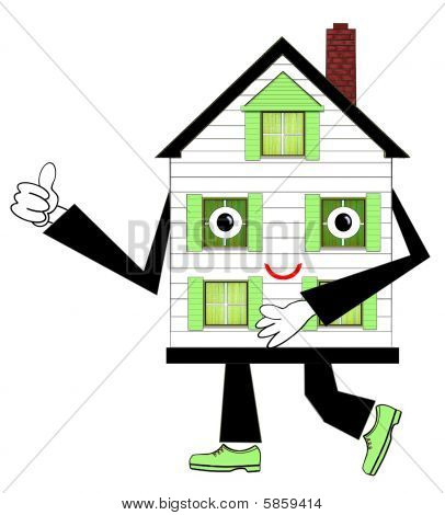Happy House Thumbs Up