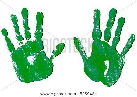 Eco Green Hands