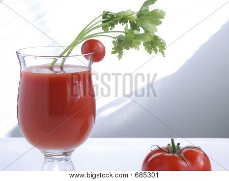 Tomato Juice XII