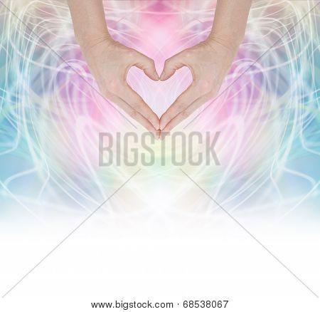 Heart Healing Energy