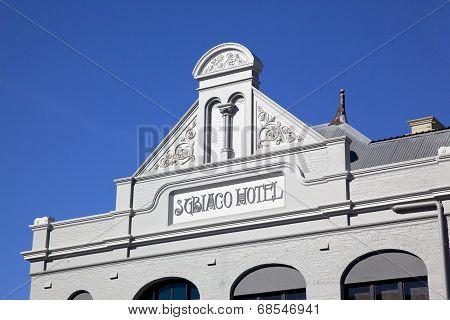 Perth Colonial Architecture