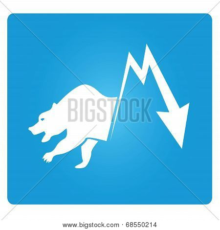 bearish stock market