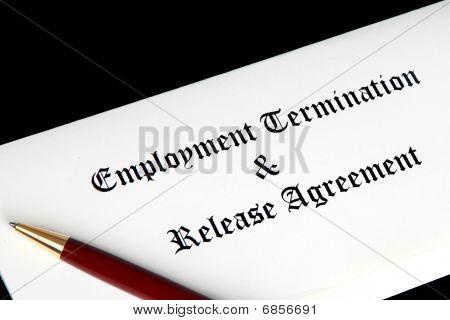 Employee Termination Agreement
