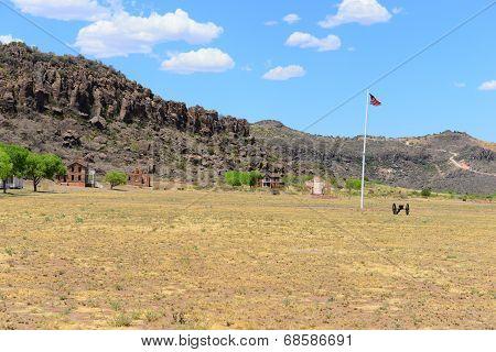 Fort Davis in West Texas