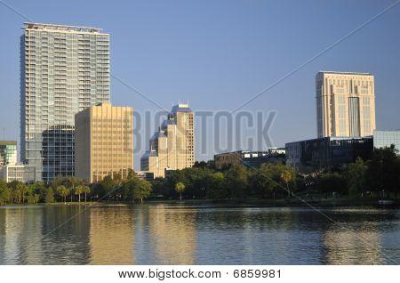 Downtown Orlando Buildings