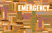 Emergency Planning and Disaster Response as Concept poster